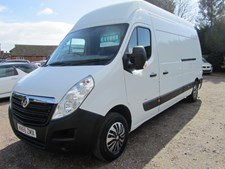 Vauxhall MOVANO 35 L3 2.3CDTI Bi Turbo eco FLEX H3 136PS