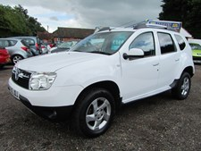 Dacia Duster 1.5dCi 110 (107bhp) Laureate Station Wagon 5d 1461cc