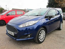 Ford FIESTA 1.5 TDCI PANEL VAN